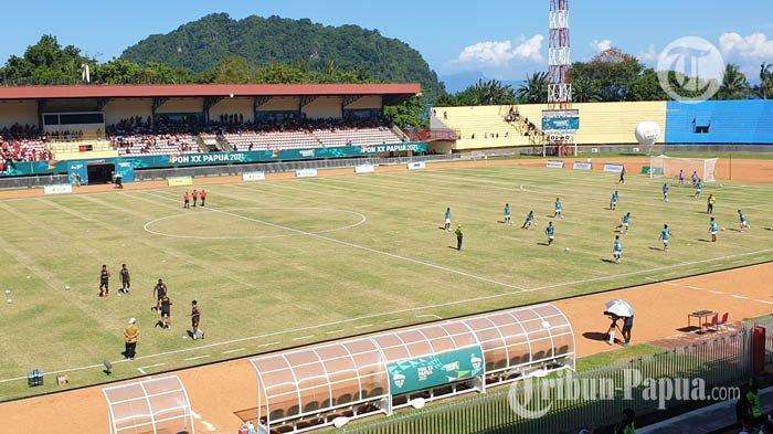 Semifinal PON XX Papua Main Sore Ini, Berikut Susunan Pemain Papua Vs Kalimantan Timur