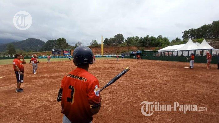 Update Softball PON XX Jumat 24 September: DKI Jakarta Menang Tipis Atas Papua