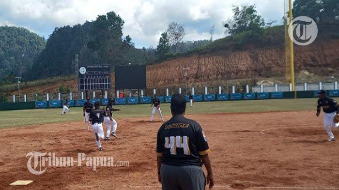 Jadwal Pertandingan Softball Putra PON XX Papua Hari ini, Jumat 24 September 2021