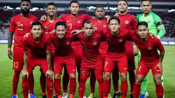 Masuk Plot 4, Timnas Indonesia Kini Selevel Kamboja Jelang Piala AFF 2020