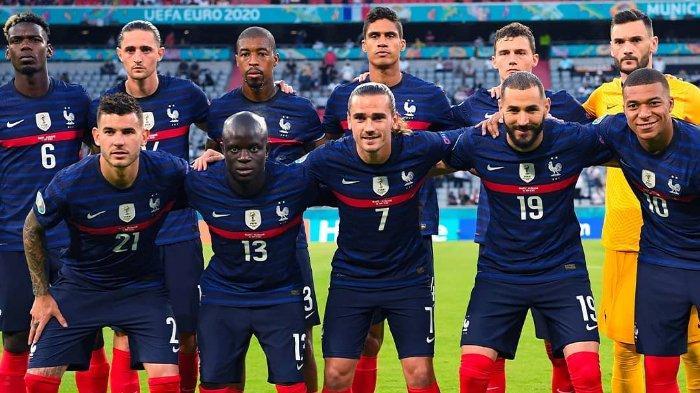 Tugas Baru Kylian Mbappe di Timnas Perancis saat EURO 2020 Buat Bingung, Sebelumnya Milik Griezmann