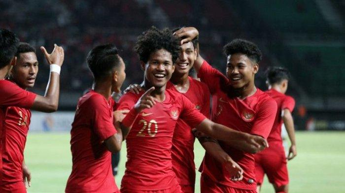 Link Live Streaming Timnas U-19 Indonesia Vs Hong Kong di RCTI, Pukul 19.00 WIB