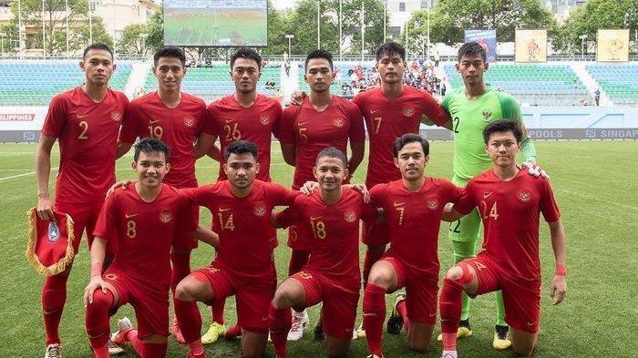 Berikut Daftar 26 Pemain Timnas U-23 Indonesia yang Dibawa Indra Sjafri ke China
