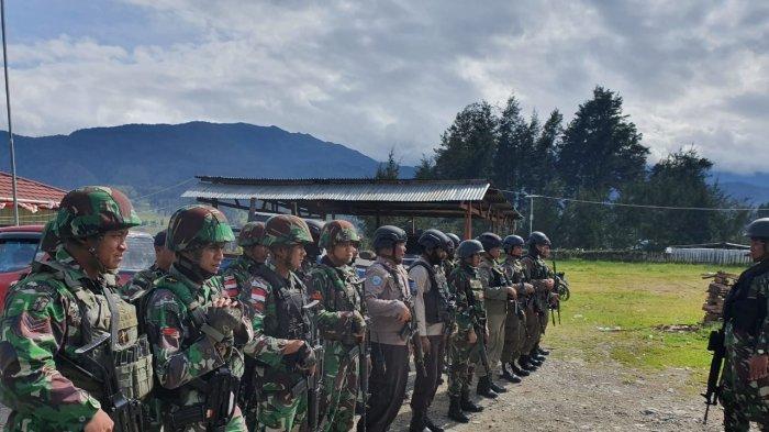 Ini Identitas 2 Anggota KKB yang Ditangkap Polda Papua, Bawa Puluhan Amunisi untuk para Teroris