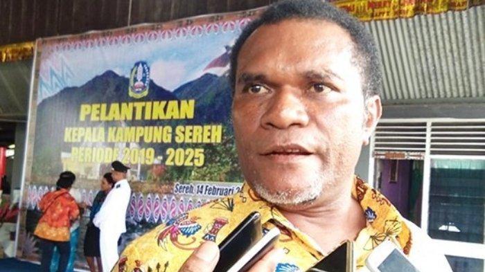 Ondofolo Sentani Yanto Eluay: Ulah KKB Mencoreng Wajah Adat Papua