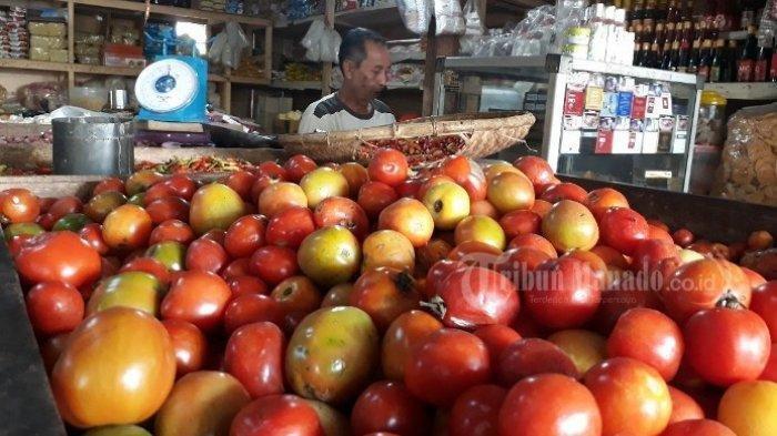 Tomat Menjadi Teman Sehat, Ini Beberapa Manfaatnya