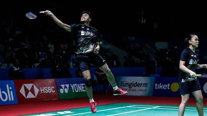 Tontowi/Winny Terhenti di Indonesia Open 2019 setelah Lewati Rubber Game