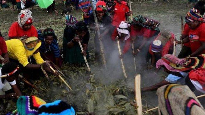 TNI-Polri Pukul Mundur KKB yang Tembaki Warga di Tengah Prosesi Bakar Batu: Tidak Ada Korban