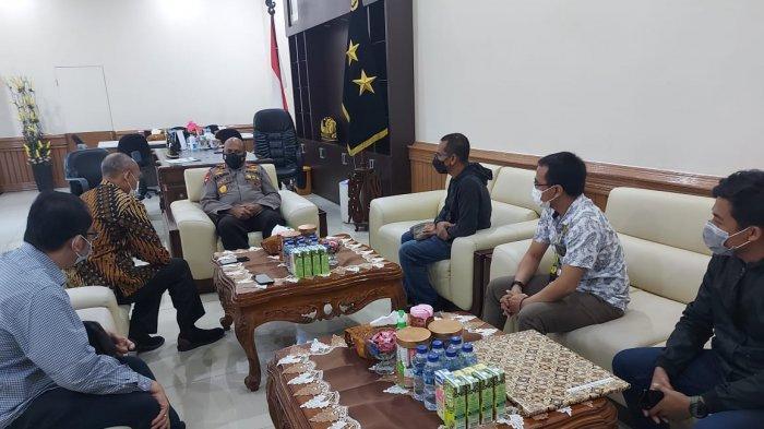Kapolda Papua Sambut Baik Rencana Tribunnews Buka Kantor Perwakilan di Bumi Cenderawasih