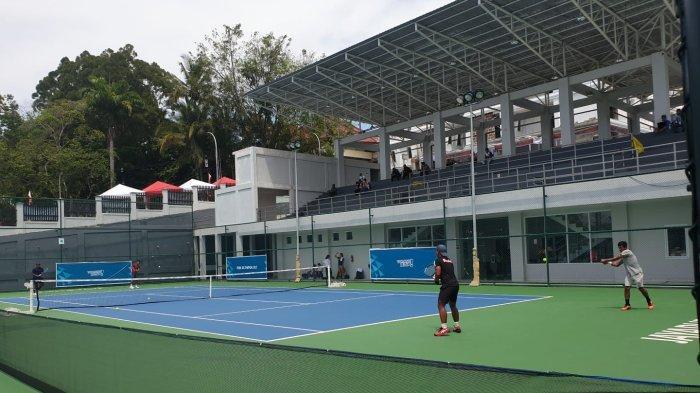 Ini Jadwal Game Perdana Tenis PON XX Papua, Tuan Rumah Jamu Sumatera Selatan