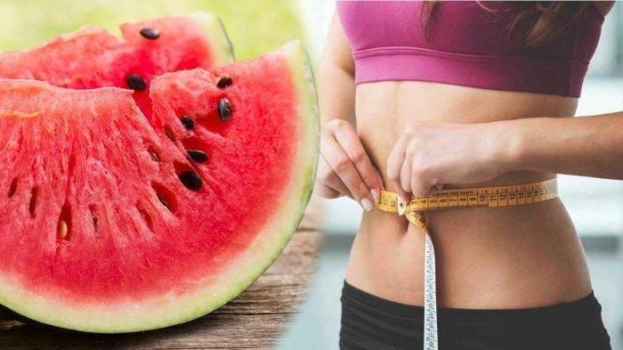 Cara Diet dengan Memakan Semangka, Lihat Khasiat dan Rekomendasi Menunya