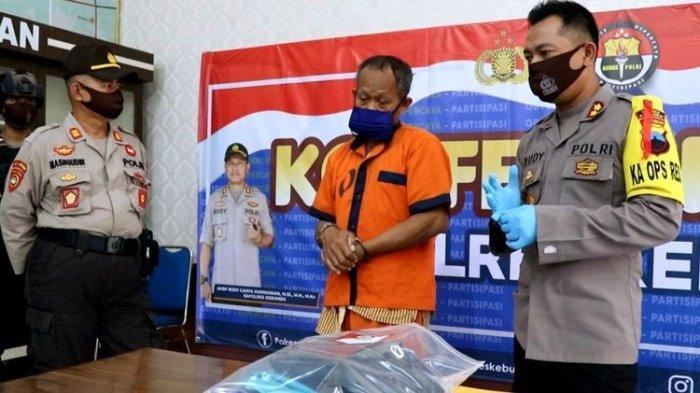 Pembunuh Tokoh Desa di Kebumen yang Buron 6 Tahun Tertangkap, Ternyata Tinggal di Jakarta