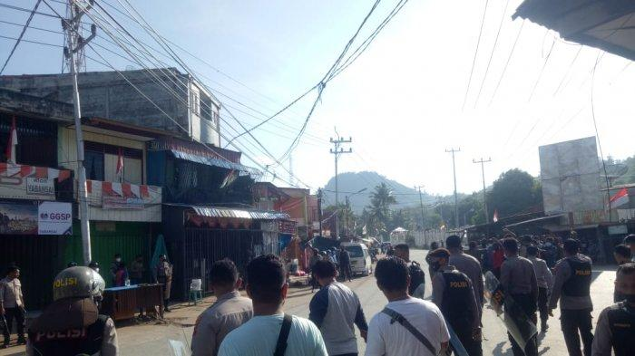 Tidak Kantongi Ijin, Demo KNPB Dibubarkan Polisi