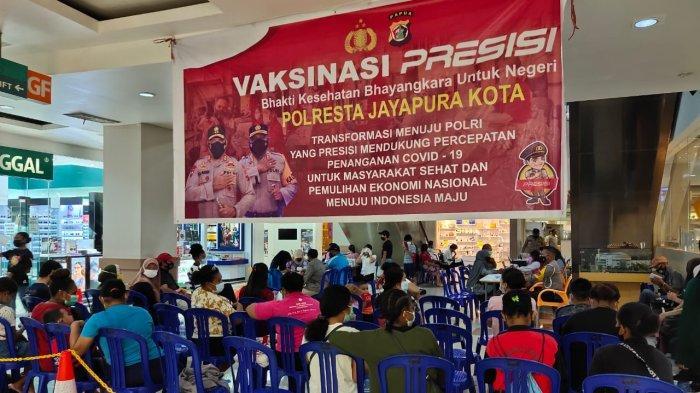 Waspada, Kasus Kumulatif Terkonfirmasi Positif Covid-19 Kota Jayapura Capai 12.831 Orang