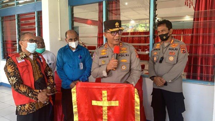 Asosiasi Pendeta Indonesia Bersama Polda Papua Gelar Vaksinasi di Gereja