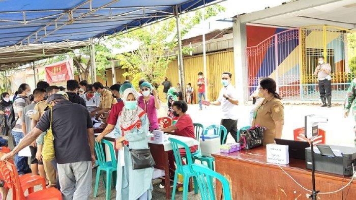 Update Covid-19 Provinsi Papua, Kasus Aktif Harian Kota Jayapura Bertambah 7 Orang