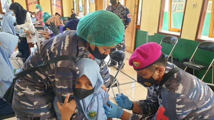 Satgas TNI AL dan IPDN Sasar 10 Titik Lokasidi Kluster PON XX Papua