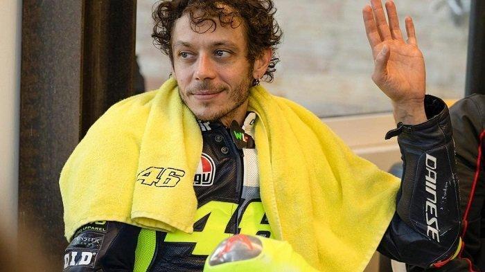 Valentino Rossi Resmi Pensiun Dari Dunia Balap MotoGP