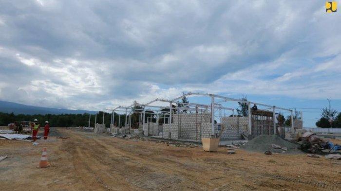 Perkembangan Pembangunan 3 Venue Tambahan untuk PON XX Papua, Menteri PUPR: Target Akhir Juli 2021