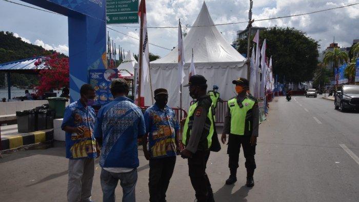 Iptu Rischart Siagakan Personel di 5 Titik Venue Selam PON XX Papua