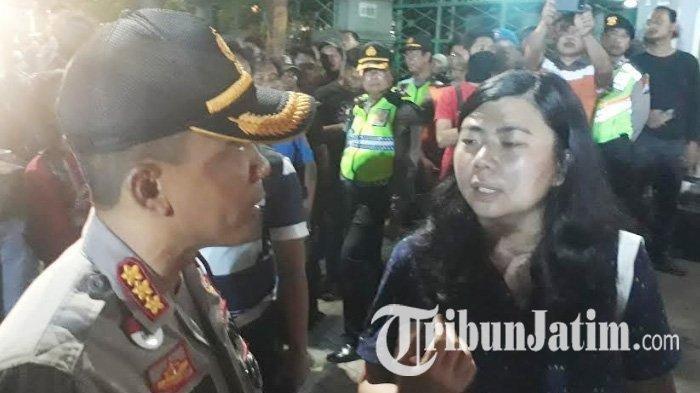Polda Jatim Minta Proses Hukum Veronica Koman Tak Dikaitkan dengan Profesinya sebagai Aktivis