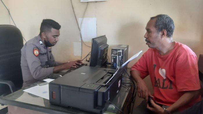 AJI Jayapura Kecam Intimidasi terhadap Jurnalis Jubi Victor Mambor: Mengancam Kebebasan Pers