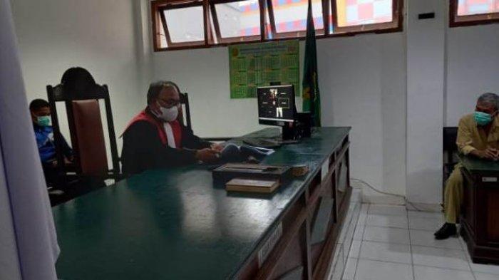 Sidang Pokok Perkara Pidana Victor Yeimo Tunggu Perkembangan Pengobatan