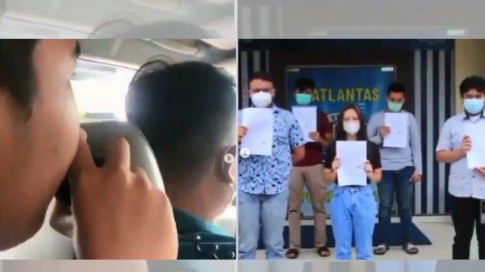 Viral Mahasiswa Prank Nyalakan Strobo dan Mengaku sebagai Polisi, Pelaku Buat Video Minta Maaf