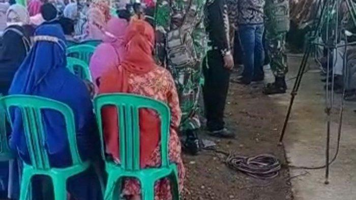 Viral Oknum TNI Bubarkan Paksa Hajatan sambil Berkata Kasar, Dandim Minta Maaf