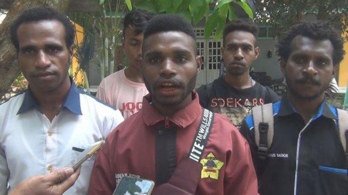 Mahasiswa Papua di Sumatera Selatan Minta Penyebar Hoaks Penyebab Kerusuhan Ditangkap