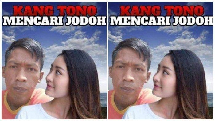 Viral Poster Kang Tono Cari Jodoh, Pernah Ditinggal Nikah hingga Kini Punya Banyak Fans