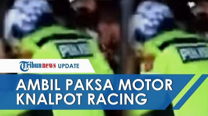 Viral Video Polisi Ambil Paksa Motor yang Sedang Berada di Bengkel, Ini Penjelasan Kapolres Agam