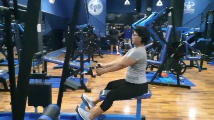 PPKM Level 4, Visera Gym Perketat Prokes dan Batasi Jumlah Kunjungan