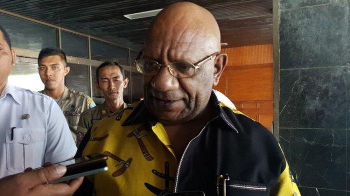 Kenang Sosok Wagub Papua Klemen Tinal, Wilhelmus Pigai: Jasa dan Kontribusi Beliau Sangat Besar