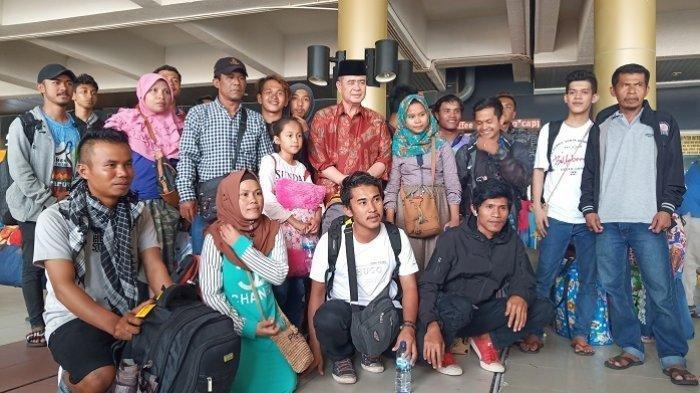 433 Perantau Minang di Papua Pulang ke Sumatera Barat, 309 Lainnya Masih di Wamena Mulai Bekerja