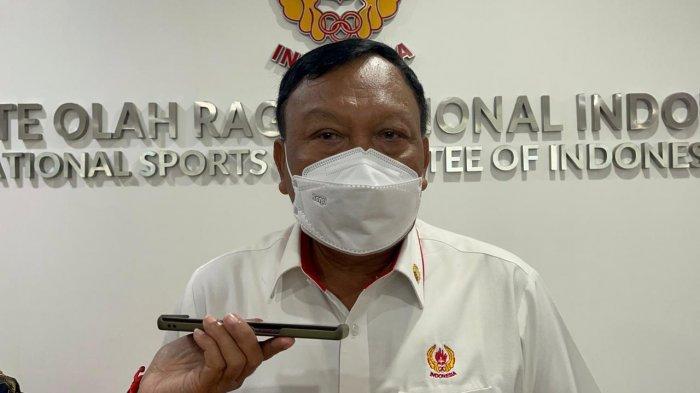 KONI Pusat Dorong Kesiapan Vaksin Covid-19 untuk Kepentingan PON XX Papua