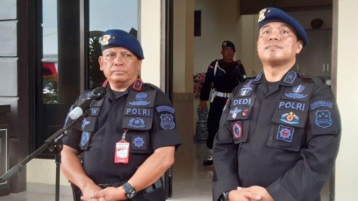 Brimop Masih Jaga Papua Pascakerusuhan, Instruksi Penarikan Tunggu Kapolri Idham Azis