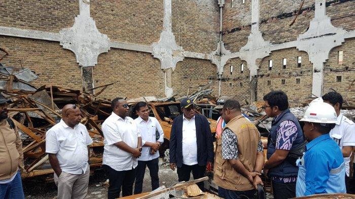 Wakil Menteri PUPR Kembali Kunjungi Wamena Pasca Rusuh, Ini Update Perkembangannya