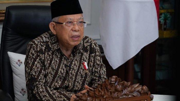 Wapres Ma'ruf Amin Desak Menteri Keuangan Tambah APBN untuk Pembangunan Papua