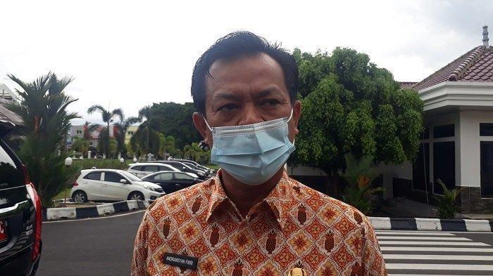 Wakil Walikota Prabumulih, H Andriansyah Fikri