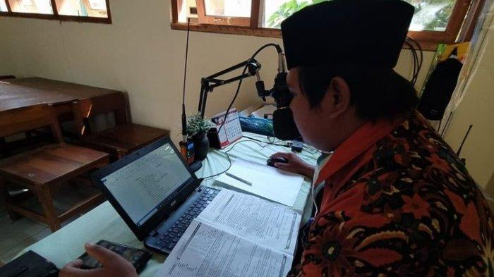 Agar Siswa Bisa Belajar Jarak Jauh saat Pandemi Covid-19, SD Negeri di Solo Beri Siswa HT