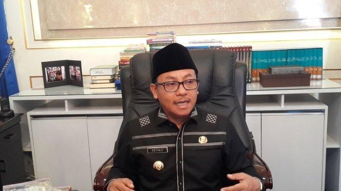 Wali Kota Malang Sutiaji Positif Terpapar Covid-19, Beri Pesan untuk Warga: Tolong Jaga Kesehatan