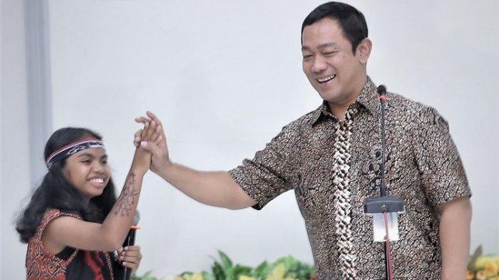 Prihatin Isu Perpecahan, Wali Kota Semarang Hendi Minta Siswa Papua Netralisir Kabar Hoaks