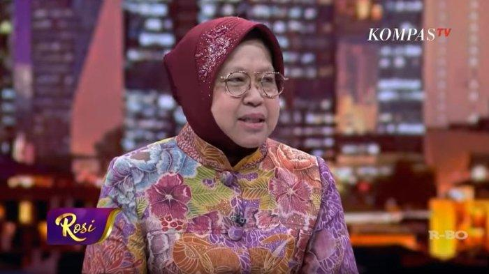 Diminta Pilih Jadi Gubernur Jakarta atau Menteri di Kabinet Jokowi, Risma: Saya Tak Berhak Memilih