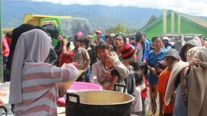 Tersebar di Lima Pos Pengungsian, 30 Warga Jateng Masih Bertahan di Wamena Tunggu Proses Pemulangan