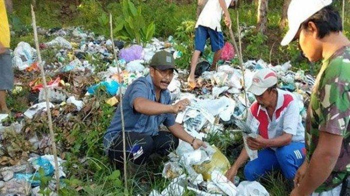 Warga Temukan Ribuan Jenis Sampah Medis di Hutan, Ini Kata Dinkes Blitar