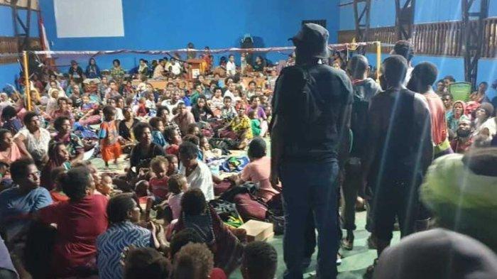 Update Situasi di Yahukimo Pasca-kerusuhan, 4.580 Warga Masih Mengungsi hingga 1 Korban Luka Kritis
