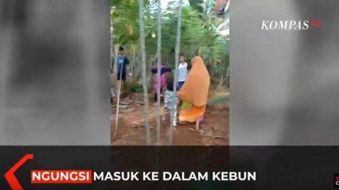 Viral Video Warga Lari Kocar-kacir ke Kebun, Guna Hindari Rapid Tes Massal yang Ternyata Hoaks