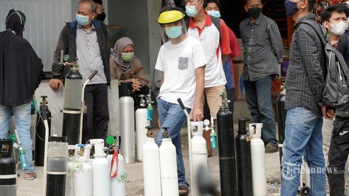 Update Virus Corona 15 Juli 2021 di Dunia: 189 Juta Orang Terpapar, Indonesia Nomor 2 di Asia
