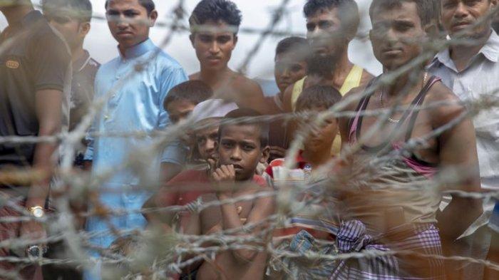 2 Tentara Myanmar Ini Mengaku Melakukan Pembantaian Rohingya 2017 dan Menguburkan Massal Korban